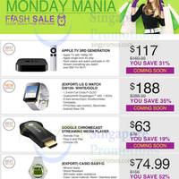 Lazada Monday Mania 12hr Special Offers 2 Feb 2015