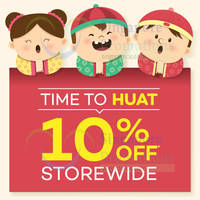 Read more about Lazada 10% Off Storewide (NO Min Spend) 24 - 25 Feb 2015