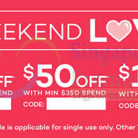 Read more about Lazada $20 - $100 OFF Storewide Coupon Codes 7 - 8 Feb 2015