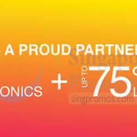 Read more about Lazada 5% OFF Electronics Promotion 2 - 4 Feb 2015