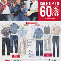 Read more about Levi's Up To 60% Off Sale 27 Feb 2015
