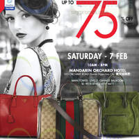 Read more about LovethatBag Branded Handbags Sale @ Mandarin Orchard 7 Feb 2015