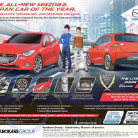 Read more about Mazda 2 The Lite Zoom Offer 28 Feb 2015