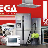 Mega Discount Store 15% OFF (NO Min Spend) Coupon Code 28 - 31 Aug 2015