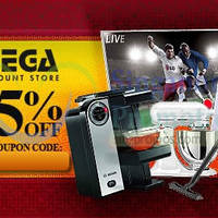 Read more about Mega Discount Store 15% OFF (NO Min Spend) Coupon Code 12 Feb 2015