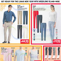 Read more about Uniqlo Islandwide Limited Offers 6 - 12 Feb 2015