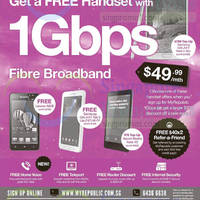 Read more about MyRepublic 1Gbps Fibre Broadband Free Handset Offer 14 Feb 2015