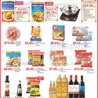 Read more about NTUC Fairprice Golden Chef Abalone, Razor Clams, Wines & Other 5-Day Offers 21 - 25 Feb 2015