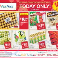 Read more about NTUC Fairprice Ferrero Rocher, Milo & More 1-Day Specials 9 Feb 2015