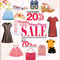 Read more about OG 20% OFF Storewide Promo 21 Feb - 8 Mar 2015