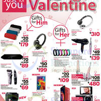 Read more about Harvey Norman Gift Ideas, Philips Personal Care & More Offers 5 - 14 Feb 2015