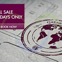 Read more about Qatar Airways Up To 25% Off Global Sale 16 - 20 Feb 2015
