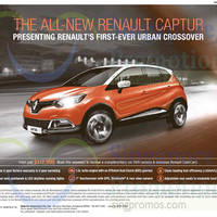 Read more about Renault Captur Offer 21 Feb 2015