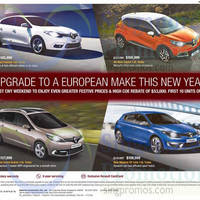 Read more about Renault Megane GT-Line, Captur, Grand Scenic & Fluence Offers 28 Feb 2015