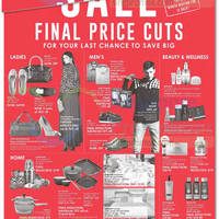 Read more about Robinsons Sale Final Price Cuts Offers 12 Feb 2015