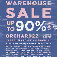 Read more about Rockstar Up To 90% OFF Warehouse Clearance Sale 7 Mar - 5 Apr 2015