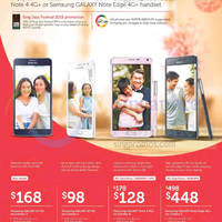 Singtel Smartphones, Tablets, Broadband & TV Offers 28 Feb - 6 Mar 2015