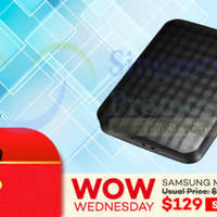 Read more about Samsung M3 $129 2TB USB 3.0 External Storage Drive 1-Day Offer 25 Feb 2015