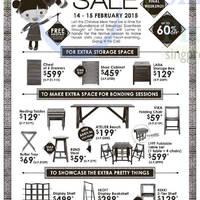 Read more about Scanteak Furniture Abundance Sale Offers 14 - 15 Feb 2015