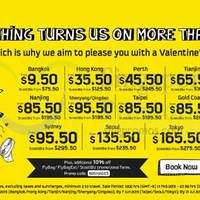 Read more about Scoot From $9.50 Promo Fares 13 - 15 Feb 2015