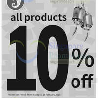 Read more about Sea Horse 10% OFF Storewide Promo 12 - 18 Feb 2015