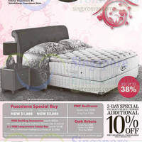 Read more about Takashimaya Mattresses Offers 30 Jan - 18 Feb 2015