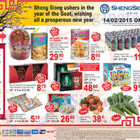Read more about Sheng Siong Happy Family Abalone, New Moon Pacific Clam & More 1-Day Offers 14 Feb 2015