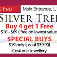 Read more about Silver Tree Promotion Event @ Parkway Parade 5 - 22 Feb 2015