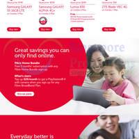 Read more about Singtel Fibre Broadband Free 3 Months Subscription & Handset Promos 2 - 4 Feb 2015