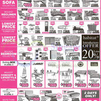 Read more about Big Box Electronics, Groceries, Furnitures & Other Offers 21 - 27 Feb 2015