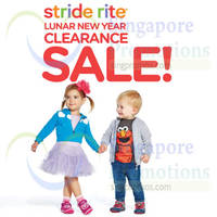 Read more about Stride Rite Lunar New Year Clearance Sale 23 Feb 2015