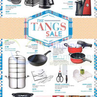 Read more about Tangs Kitchenware & Kitchen Electronics Offers 13 Feb 2015
