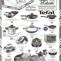 Read more about Tefal Kitchenware & Home Appliances Offers @ Tangs 5 - 6 Feb 2015