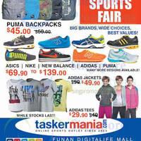 Read more about Taskermania Mega Sports Fair @ Funan DigitaLife Mall 9 - 15 Feb 2015