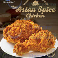 Read more about Texas Chicken New Asian Spice Chicken 2 Feb 2015