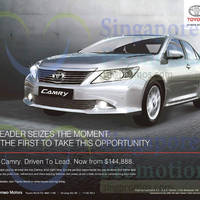 Read more about Toyota Camry Offer 7 Feb 2015