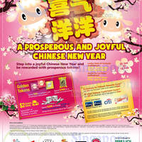 Read more about United Square Prosperous & Joyful Chinese New Year Promotions & Activities 30 Jan - 18 Feb 2015