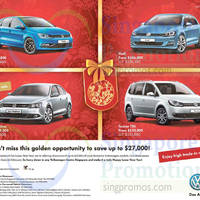 Read more about Volkswagen Polo, Golf, Jetta Highline & Touran TDI Offers 22 Feb 2015