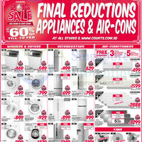 Read more about Courts Lunar Lobang Final Reductions Offers 14 - 16 Feb 2015