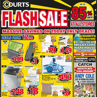 Read more about Courts Up To 85% Off 1-Day Offers 20 Mar 2015