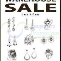 Read more about Elliott & Carmen Diamonds & Jewellery Warehouse Sale 14 Mar - 5 Apr 2015