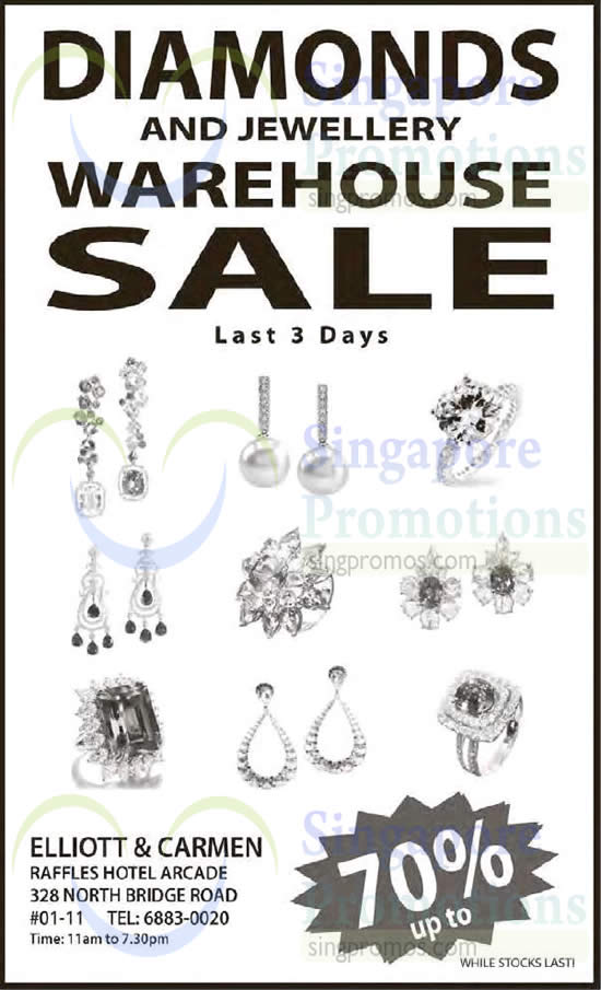 3 Apr Last 3 Days of Sale