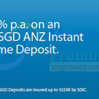 ANZ 1.50% p.a. 11-mth Time Deposit Promo 6 - 31 Mar 2015