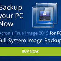 Acronis True Image Buy 1 Get 1 FREE Promo 4 - 31 Mar 2015