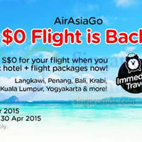 Read more about Air Asia Go Book a Hotel & Get FREE Flights 9 - 15 Mar 2015