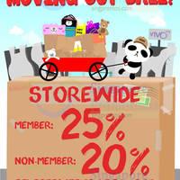 Read more about Artbox Moving Out SALE @ VivoCity 24 Mar 2015