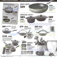 Read more about Meyer Cookware Offers @ BHG 20 - 26 Mar 2015