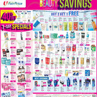 Read more about NTUC Fairprice Groceries, Organic Produce, Beauty Offers & More 12 - 25 Mar 2015