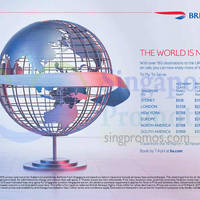 Read more about British Airways World on Sale Promo Fares 20 Mar - 7 Apr 2015