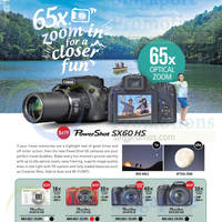 Read more about Canon Up To 65x Optical Zoom New PowerShot Digital Cameras 26 Mar 2015